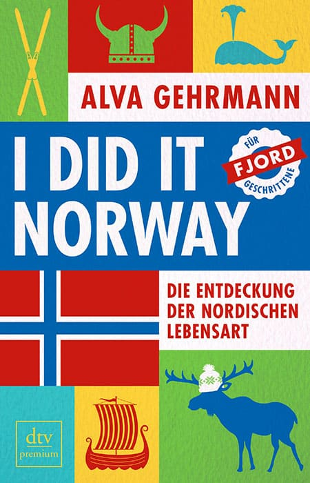 WW-Lit: Alva Gehrmann: I did It Norway! / Alles ganz Isi